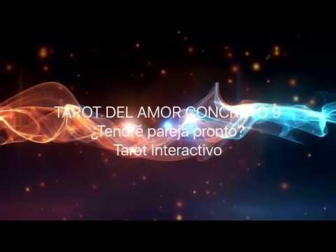 TAROT DEL AMOR CONCRETO 9 - ¿Tendré pareja pronto? - TAROT INTERACTIVO - VIDENCIA DE AMOR