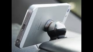 REVIEW: The Steelie Car Mount Kit by NiteIze (Magnetic)