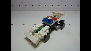 Lego Transformers G1 Wheeljack