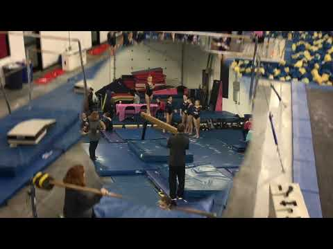 Gymnastics | REGION 5 | Level 9 Training