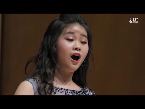 임채민_Voice Female_2017 JoongAng Music Concours