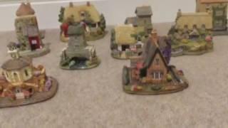 Lilliput lane model houses