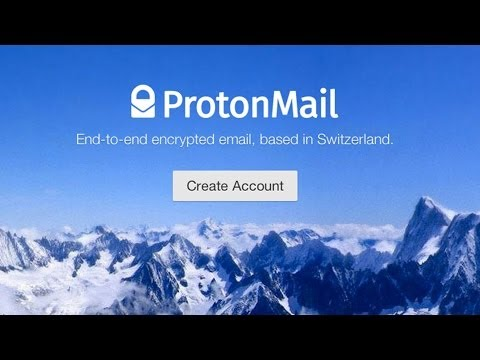 New NSA-proof Anonymous Email, ProtonMail