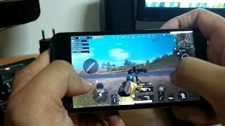 TEST GAME PUBG SHARP 507SH