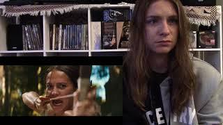 Tomb Raider Offical Trailer #2 Reaction