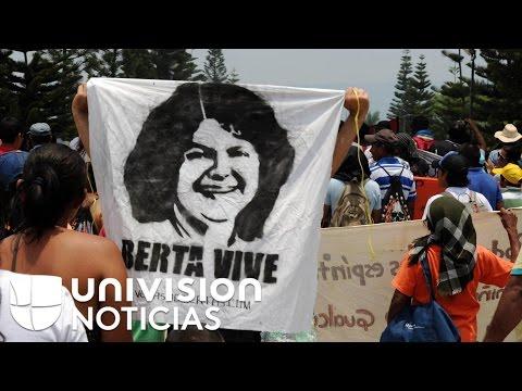 Berta Zúñiga: aún no sé cómo murió mi madre