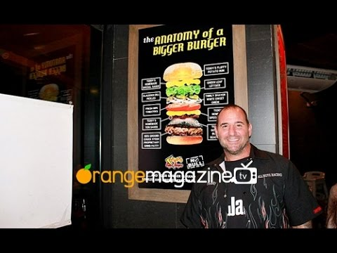 Interview with Teddy's Bigger Burgers owner Ted Tsakiris