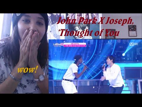 [ICanSeeYourVoice3]  John Park X Joseph, 'Thought of You _ REACTION
