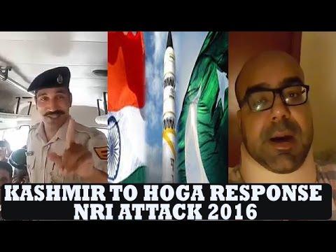 Kashmir to Hoga Pakistan nai Hoga - URI Attack Response from Pakistani  2016