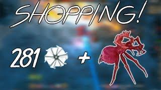Drakensang online: Pummrana Shopping! (281 white flowers) and 18 Magotina Infernal drops