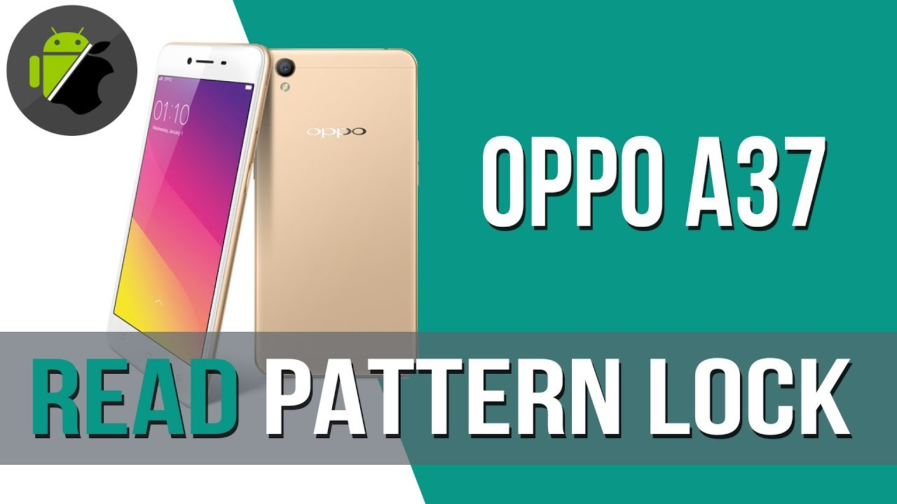 How to read pattern lock on OPPO A37 by Miracle tool 2 58 (no Box)
