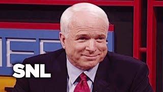 Meet the Press: John McCain - SNL