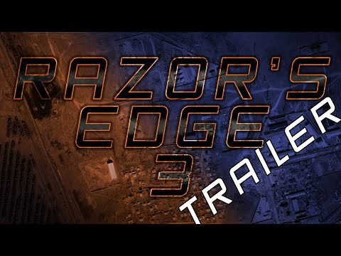 Airsoft videos : Razors edge 3 Full online1 first ever interactive Airsoft game