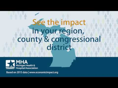 Economic Impact of Healthcare in Michigan
