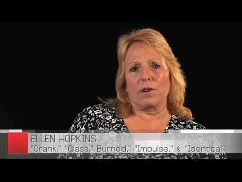 ellen hopkins author interview youtube