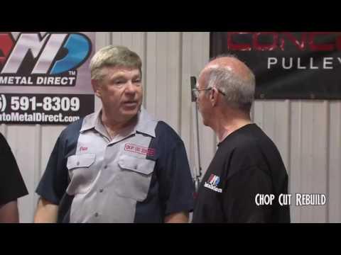 AMD & Chop Cut Rebuild 69 Daytona