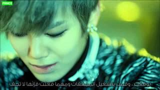 B.A.P - RAIN SOUND [ Arabic sub ]