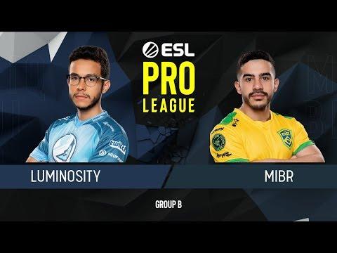 Luminosity Gaming vs MIBR vod