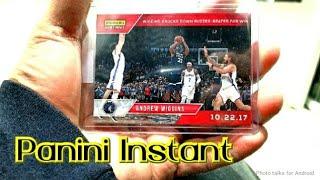 Panini Instant Mailday