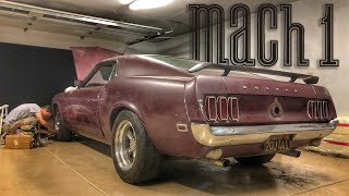 Starting a New Mach 1 Fastback Revival!