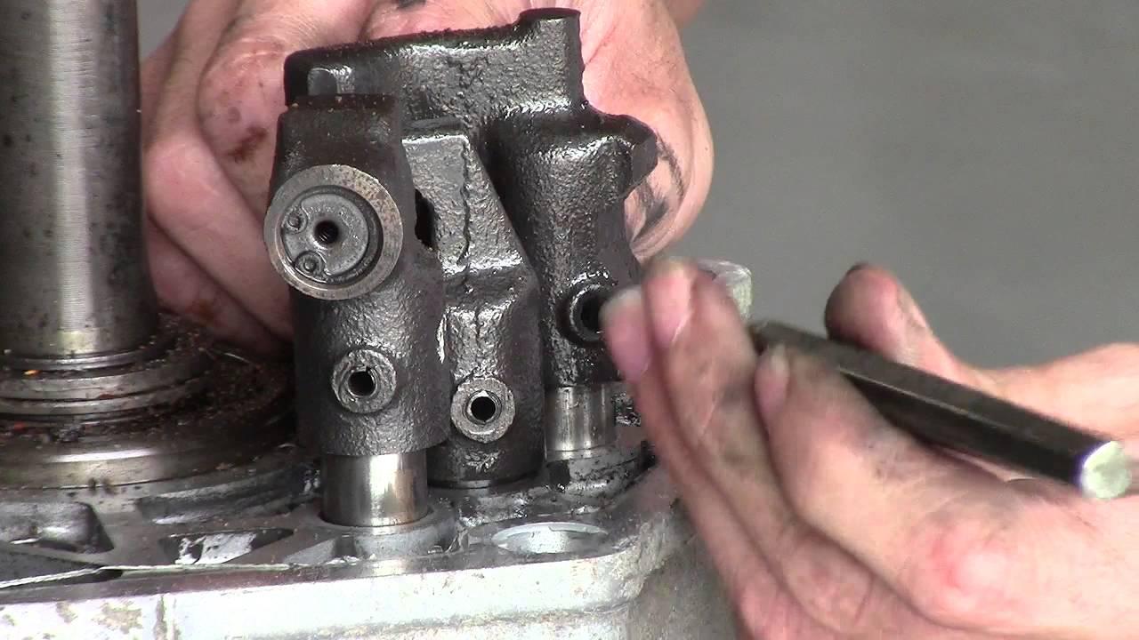 How To Replace Transmission >> Mazda B2200 transmission teardown ('91) - YouTube