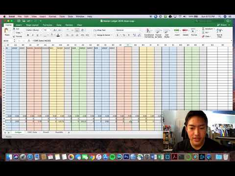 Excel Crypto Spreadsheet Part 2. How To Import Web Data Into Your Excel