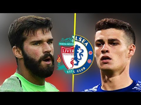 Kepa Arrizabalaga VS Alisson Becker - Who Is The Best Signing ? - 2018 - HD