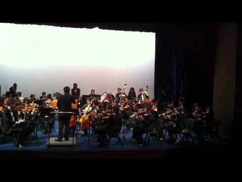 NYP Strings Ensemble  1812 Overture