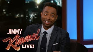 Jay Ellis on Working for the