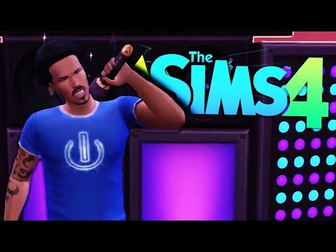 EDMOND'S RAP BEEF?! | The Sims 4 | Lets Play - Part 9