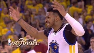 Warriors 2016 NBA Finals: Game 1 vs Cavaliers