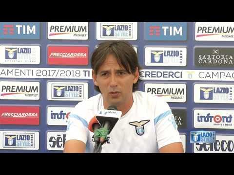 #Auronzo2017 | Mister Inzaghi in conferenza stampa