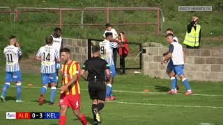 Albion Rovers v Kelty Hearts - cinch League Two 18/9/21