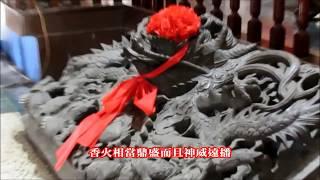 四草大眾廟~是臺灣唯一的一間陽廟