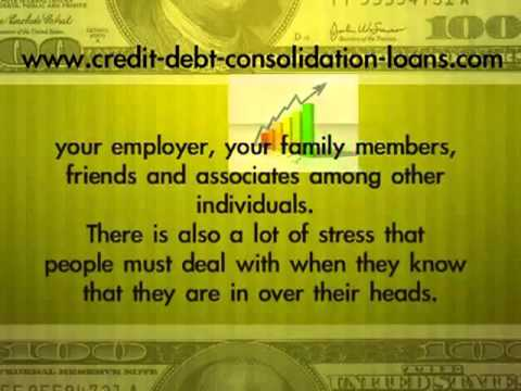 The Difference Between Credit Card Consolidation And Loan Consolidation