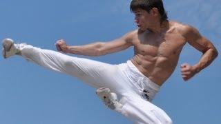 Базовая техника ударов ногами-Уроки от А.Литвиненко