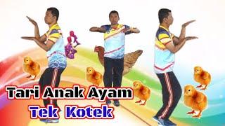 Download Tarian Lagu Anak Ayam Turun Berkotek