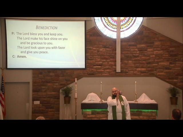 7/25/2021 Worship Service