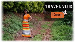 Travel VLOG - Coorg (Tata Plantation Trails) | Indian Youtuber | India Travel