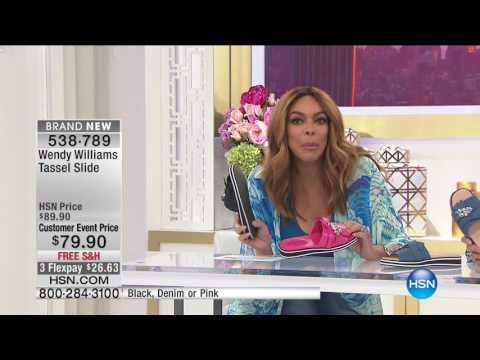 HSN | Wendy Williams Fashions 05.19.2017 - 12 PM