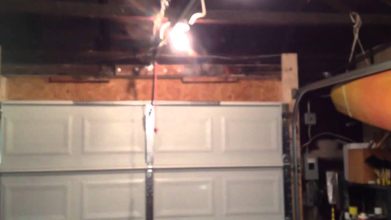 garage door openers at lowesLowes Chamberlain Door Opener Review  YouTube