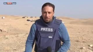 القوات العراقية تتقدم باتجاه مدينة الموصل