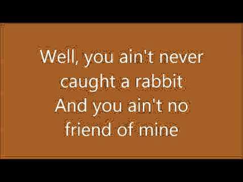 hound dog concert lyrics