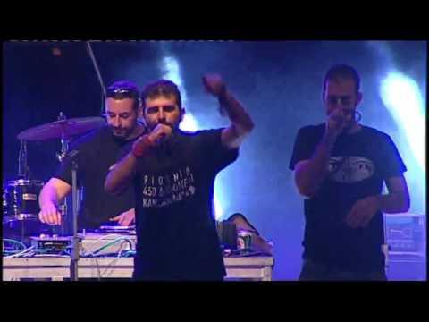 Social Waste ft DJ Magnum - Του Άρη (live για τους διωκόμενους των Σκουριών)