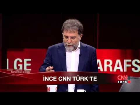 Ahmet Hakan'dan Melih Gökçek'e: Bu ne biçim adam ya