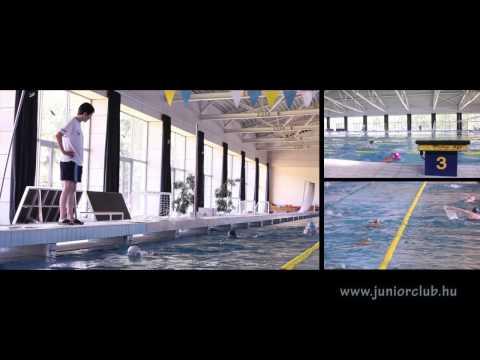 A Junior Club LTD. számára készült PR videó célja, hogy a  leendő külföldi vendégek számára bemutassa a cég által szervezett úszótábort.