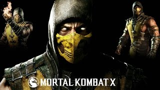 Mortal Kombat X (PS4) Scorpion (Inferno) Endless Tower(This was done with the alternate color of Scorpion's primary and MK1/MK2 inspired costume. This is a request from Soumyadeep Banerjee. An edit was made to ..., 2016-02-25T19:42:45.000Z)