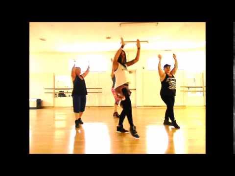 Zumba® / Dance Fitness- *Prince Royce/Pitbull - Back It Up*