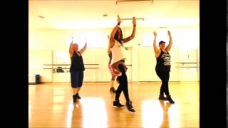 Zumba® / Dance Fitness- *Prince Royce/Pitbull - Back It Up*