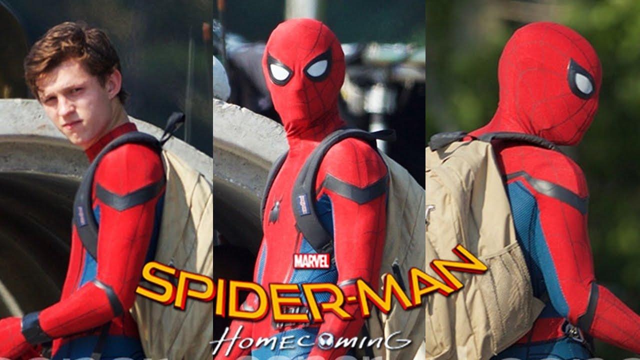 Nuevo tráiler de Spider-Man: Homecoming